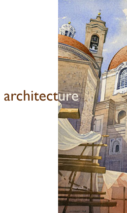 Enter Architectural Illustration Gallery